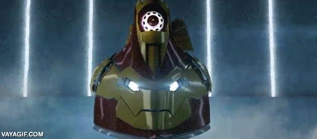 Enlace a La mejor versión de Iron Man que he visto nunca