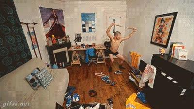 Enlace a No hay nada mejor que tener súper-poderes para ordenar tu habitación