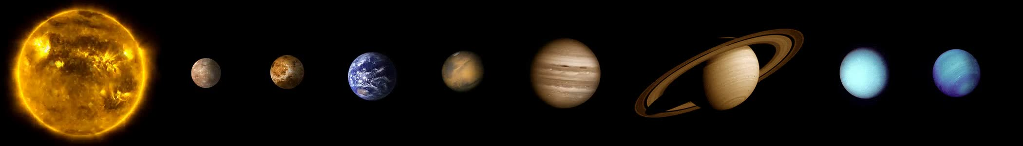 Enlace a Nuestro Sistema Solar en movimiento