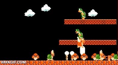 Enlace a Yo recordaba a Super Mario algo menos violento