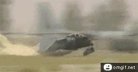 Enlace a Salvando la vida por los pelos en este accidente de avión