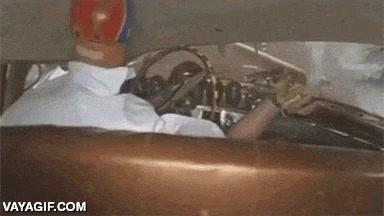 Enlace a Para los que creen que los coches de antes eran más seguros en caso de accidente