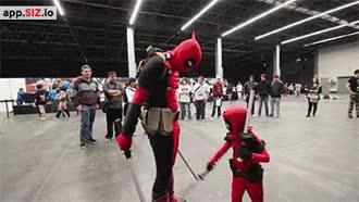 Enlace a Deadpool vs. Deadpool junior