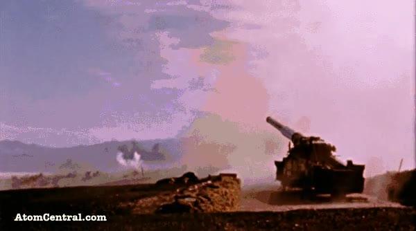 Enlace a Pruebas de misiles nucleares lanzados desde tierra