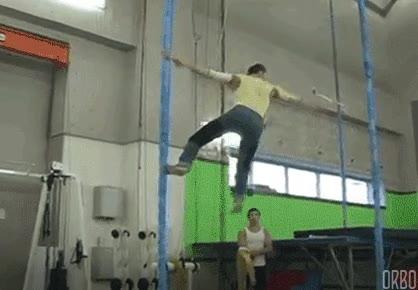 Enlace a Hay que estar muy fuerte para poder hacer esto
