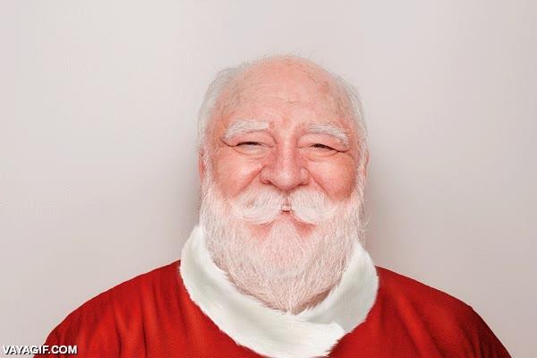 Enlace a Convirtiendo a mi abuelo en Papá Noel gracias al Photoshop