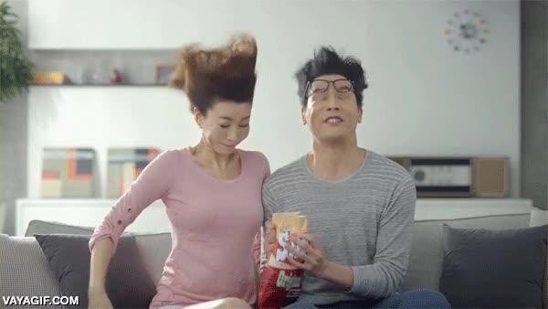 Enlace a Es cierto, las bolsas de patatas llevan demasiado aire, sobre todo en Corea