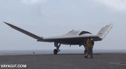 Enlace a Avión de combate no tripulado, el futuro de la guerra