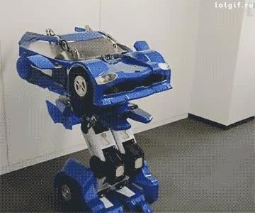 Enlace a Los Transformers cada vez están más cerca