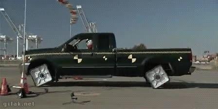 Enlace a Porque usar ruedas redondas era demasiado fácil