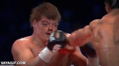 Enlace a Puñetazos de boxeo que te pueden dejar así