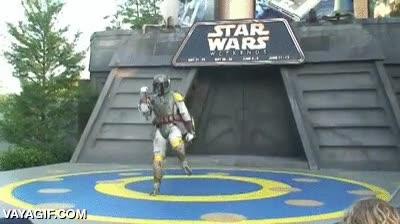 Enlace a Así es el caza-recompensas más temido de la galaxia