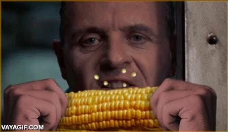 Enlace a Hannibal Lecter se ha vuelto vegetariano