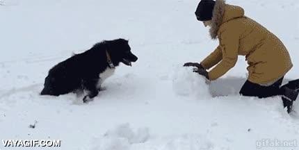 Enlace a ¡Que no te voy a dejar hacer un muñeco de nieve, no insistas!