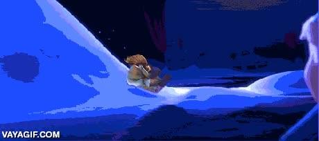 Enlace a Frozen feat. Skyrim