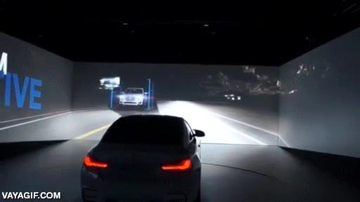 Enlace a Una nueva tecnología para la iluminación delantera de los coches que no ciegue a otros conductores