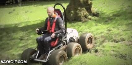 Enlace a Una silla de ruedas todoterreno