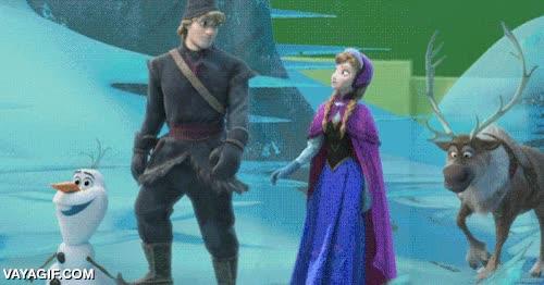 Enlace a Aunque no lo creas así se hizo Frozen