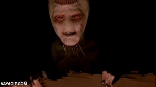 Enlace a Si los aliens son así, como algún día se te aparezcan, vas a tener pesadillas todas las noches