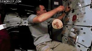 Enlace a Preparando un burrito en el espacio