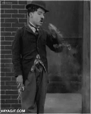 Enlace a Chaplin era un tío muy chungo, pero mucho