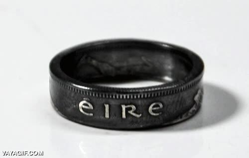 Enlace a Convirtiendo una moneda en un anillo