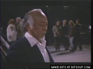 Enlace a El señor Miyagi se ha cansado de ser pacífico