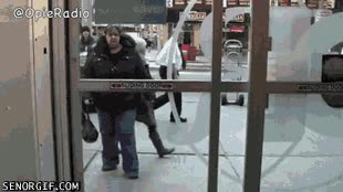 Enlace a Las puertas automáticas también tienen su lado más troll