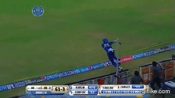 Enlace a Parece un fail, pero esto en cricket es una pedazo de jugada