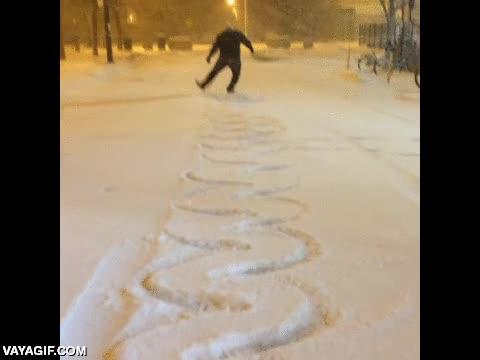 Enlace a Estoy intentando aprender a dejar otro tipo de huellas en la nieve