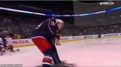 Enlace a En la NHL sí que saben hacer que los niños disfruten del hockey sobre hielo