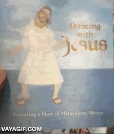 Enlace a No lo intentes, nunca bailarás tan bien como Jesús