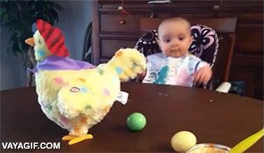 Enlace a ¡Con qué facilidad lo flipan los bebés!