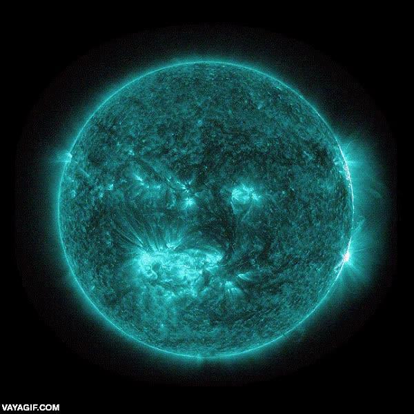Enlace a El sol visto con diferentes longitudes de onda