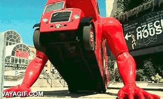 Enlace a Transformers, cada vez más cerca