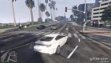 Enlace a Ser el rey del volante en el GTA y demostrarlo en cada cruce