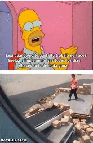 Enlace a Algunos llevan al extremo la filosofía de vida que te enseñan en Los Simpson