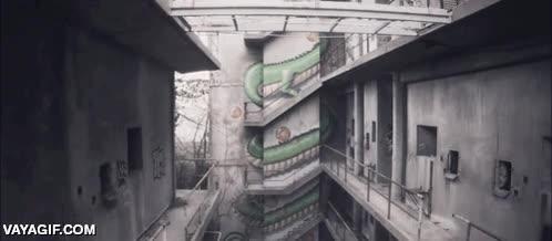 Enlace a El mejor graffiti de Shen Long que verás en tu vida