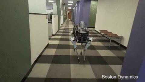 Enlace a El día que los robots se rebelen no les faltarán motivos