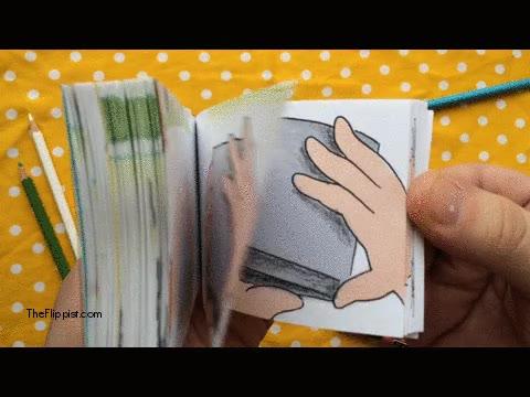 Enlace a Un animador capaz de hacer cosas tan chulas como esta petición de mano personalizada