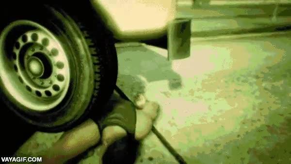 Enlace a De GTA V aprendí la importancia de llevar el cinturón de seguridad