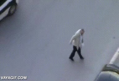 Enlace a El hombre compás, capaz de caminar en círculos perfectos
