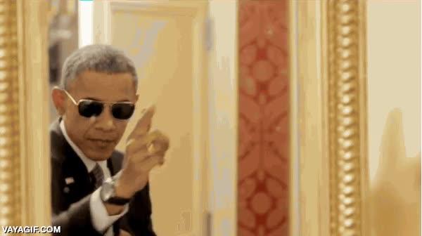 Enlace a Obama se gusta a sí mismo y lo sabes