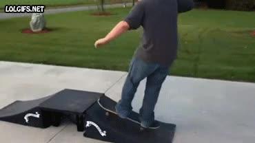 Enlace a El mejor truco de skate de la historia
