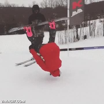 Enlace a Piruetas a ras de suelo con el snowboard
