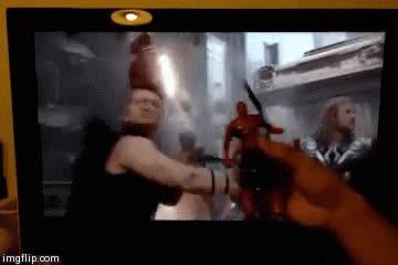 Enlace a Primeras imágenes de Spiderman en la nueva película de Los Vengadores