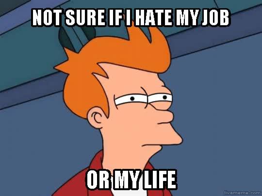 Enlace a Esta pregunta me la hago cada mañana cuando me levanto a currar