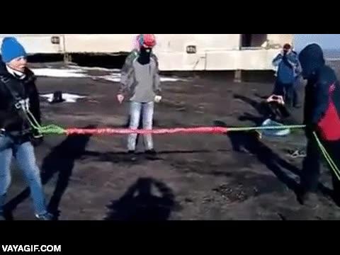 Enlace a La importancia de soltar la cuerda en el momento preciso
