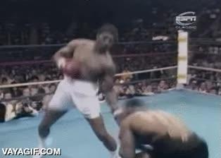 Enlace a Así peleaba Tyson en su buena época, ¡qué reflejos!
