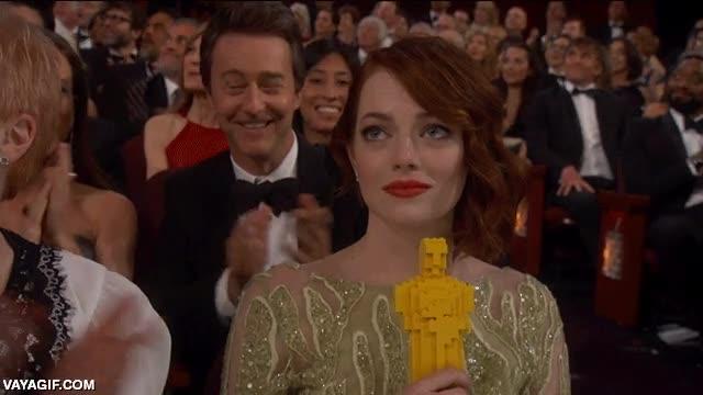 Enlace a Emma Stone no necesita que le den un Oscar, ya tiene uno mucho mejor